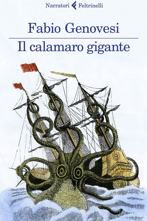 IL CALAMARO GIGANTE - FABIO GENOVESI