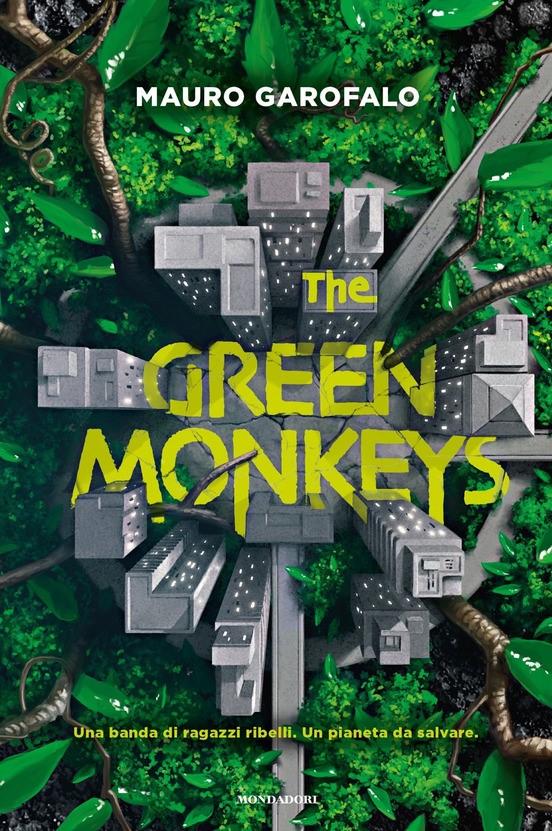 THE GREEN MONKEYS - MAURO GAROFALO